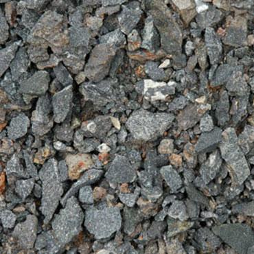 Crushed Rock 20mm Black