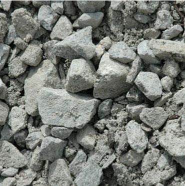Crushed Rock 40mm Grey