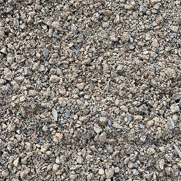 20mm Grey Crushed Rock